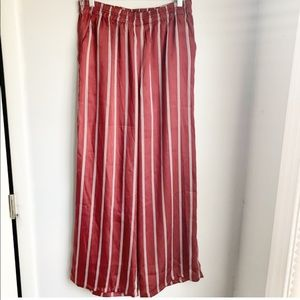 Express Wide Leg Mid Rise Pants NWT Size Small